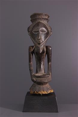 Art africain - Statue Kusu