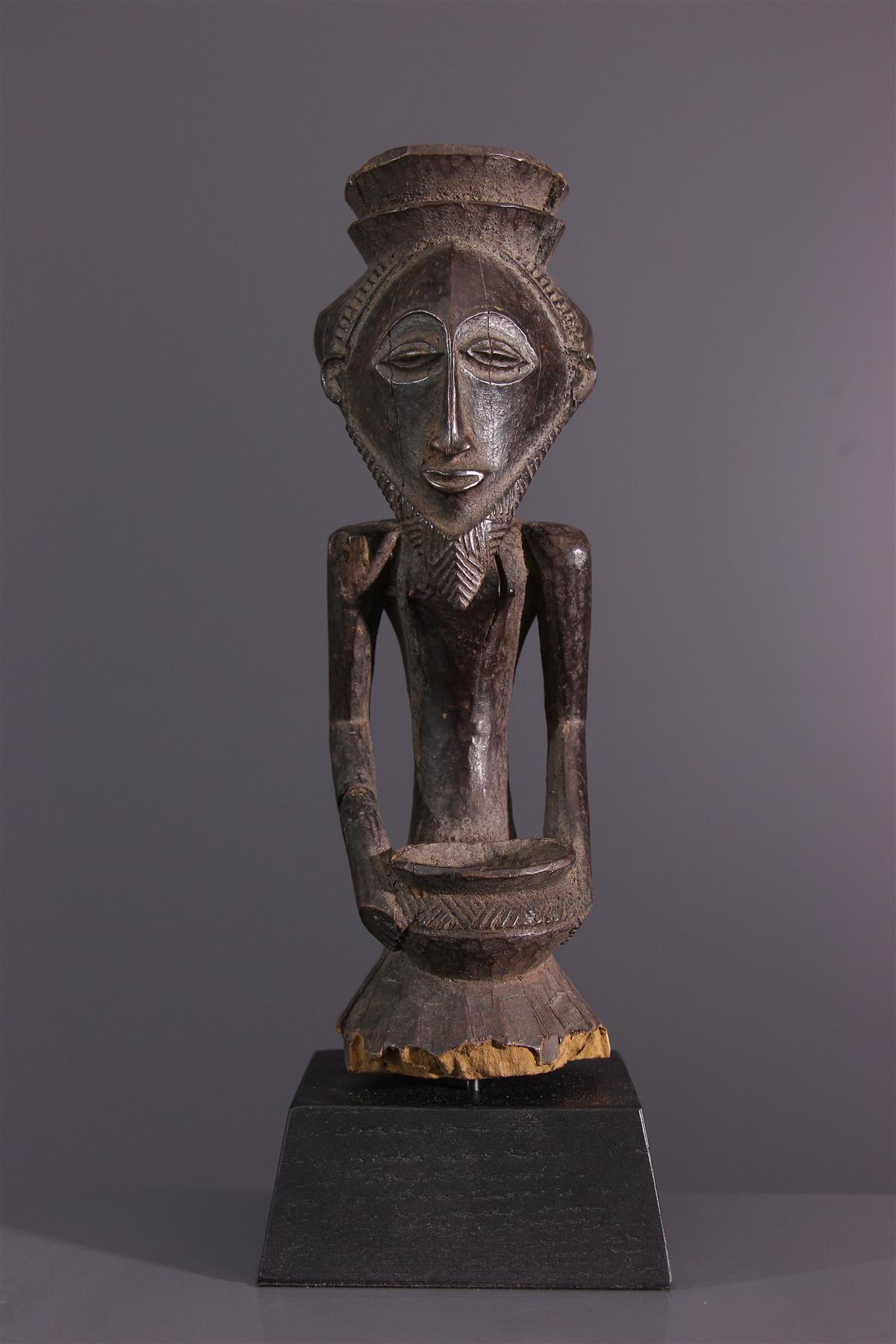 Figure Kusu - Art africain