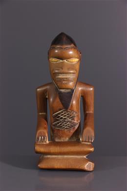 Figurine d ancêtre Beembé, Bembé