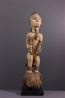 Figure de sanctuaire Urhobo