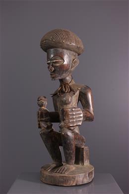 Figure de maternité Chokwe / Lwena