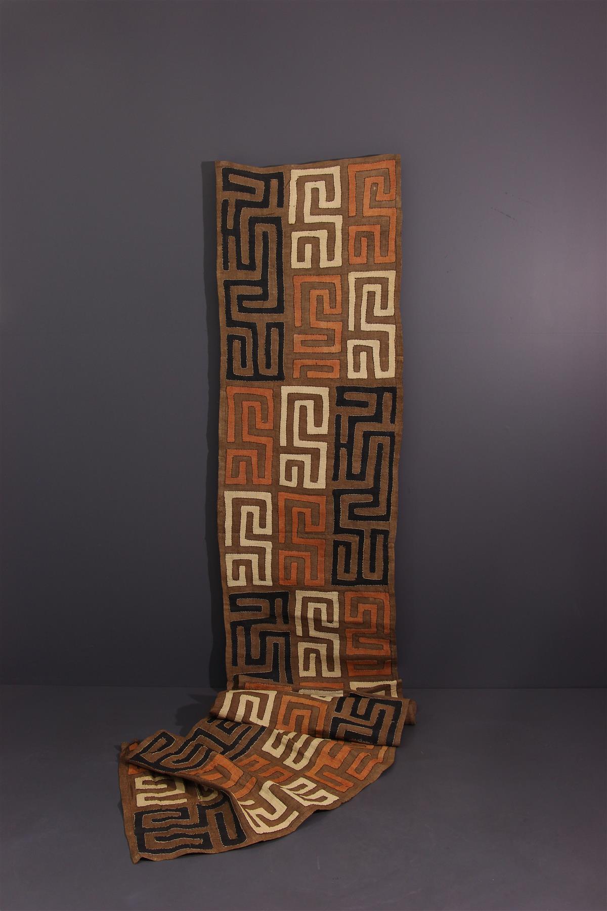 Etoffe Nshak - Art africain