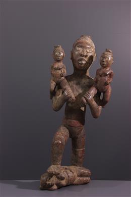 Statue rituelle Kongo Yombe