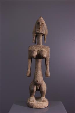 Art africain - Statuette Bambara Nyeleni