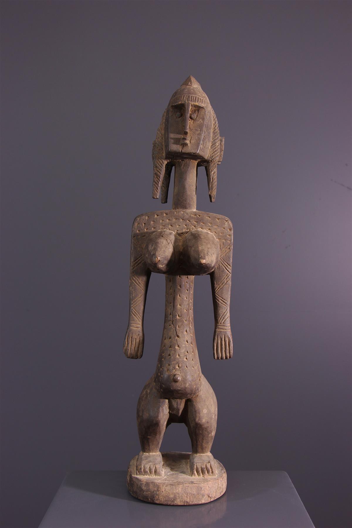 Statuette Nyeleni - Art africain