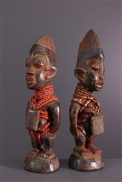 Statues africainesStatuettes Ibedji