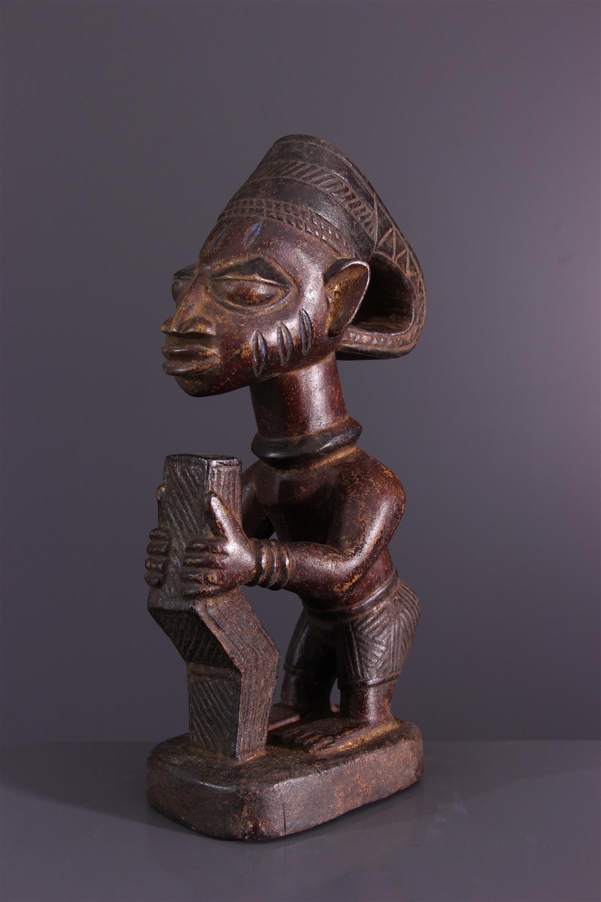 Statuette Eshu - Art africain