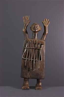 Sanza Zela - Art africain