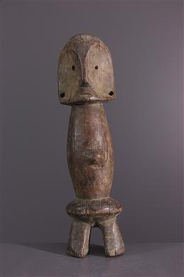 Art africain - Statuette Zande, Azande