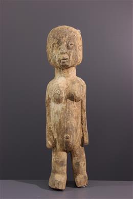 Figure protectrice Bateba - Lobi