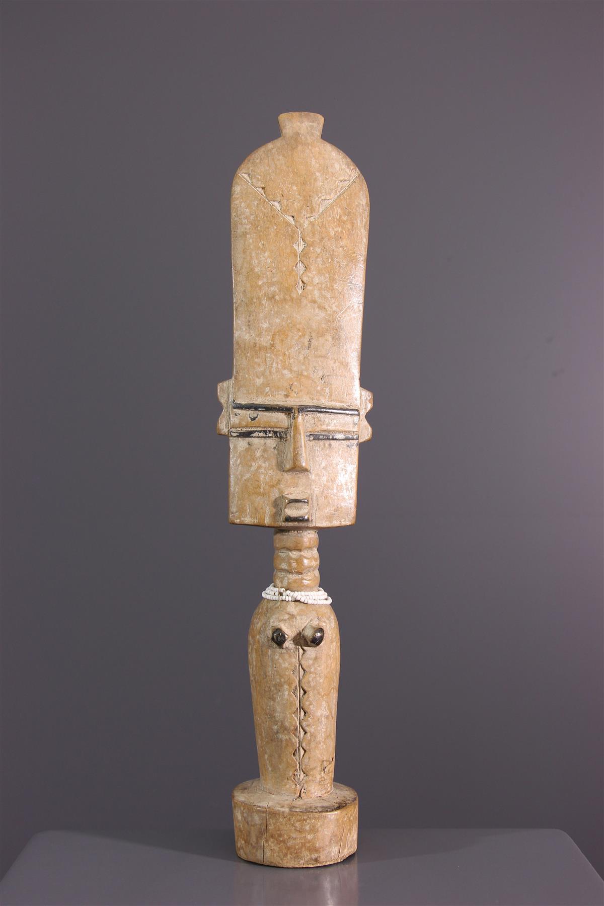 Poupée Fanti - Art africain