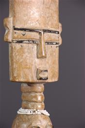Statues africainesPoupée Fanti