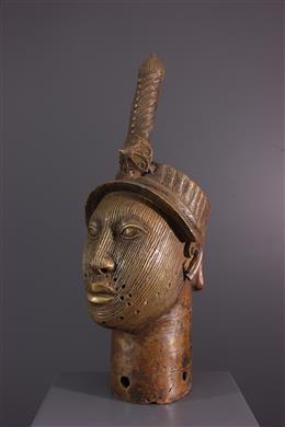 Tête Ifé Yoruba