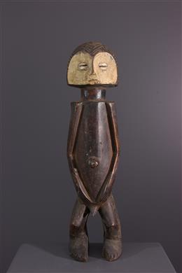 Statuette Ngbaka, Bwaka / Ngala