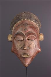 Masque africainMasque Pende
