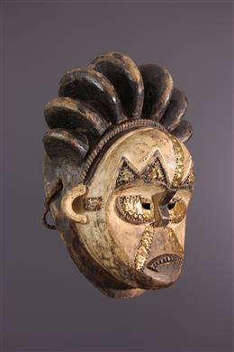 Art africain - Masque Tombula Vili