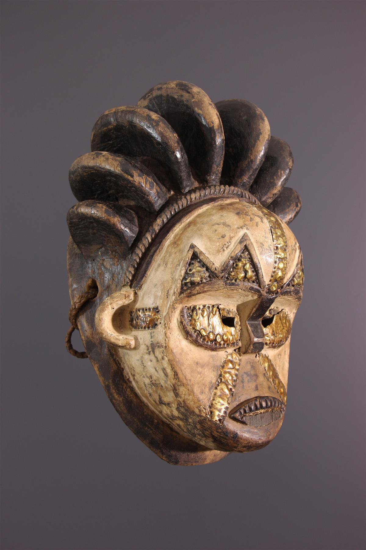 Masque Vili - Art africain