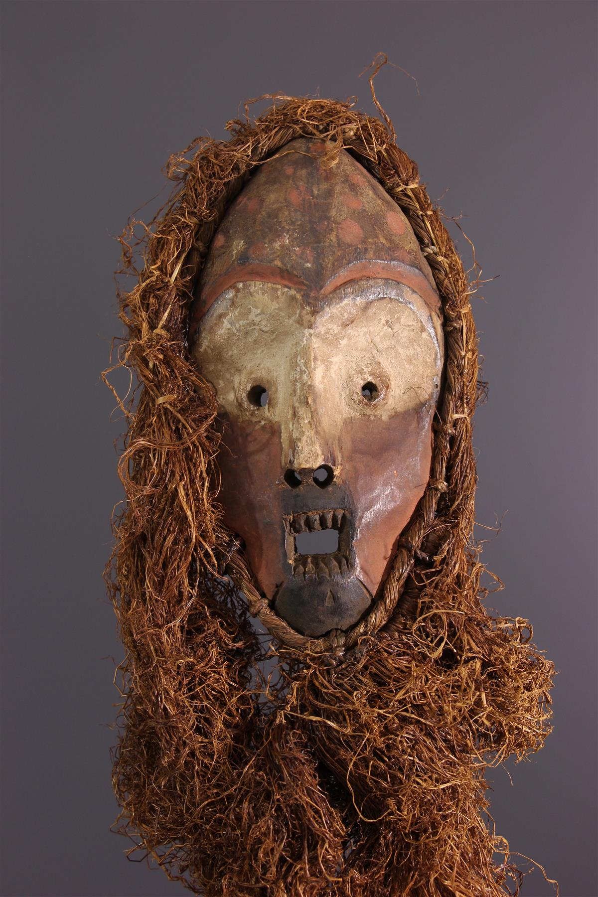 Masque Lengola - Art africain