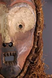 Masque africainMasque Lengola