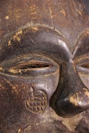 Masque africainMasque Lwena