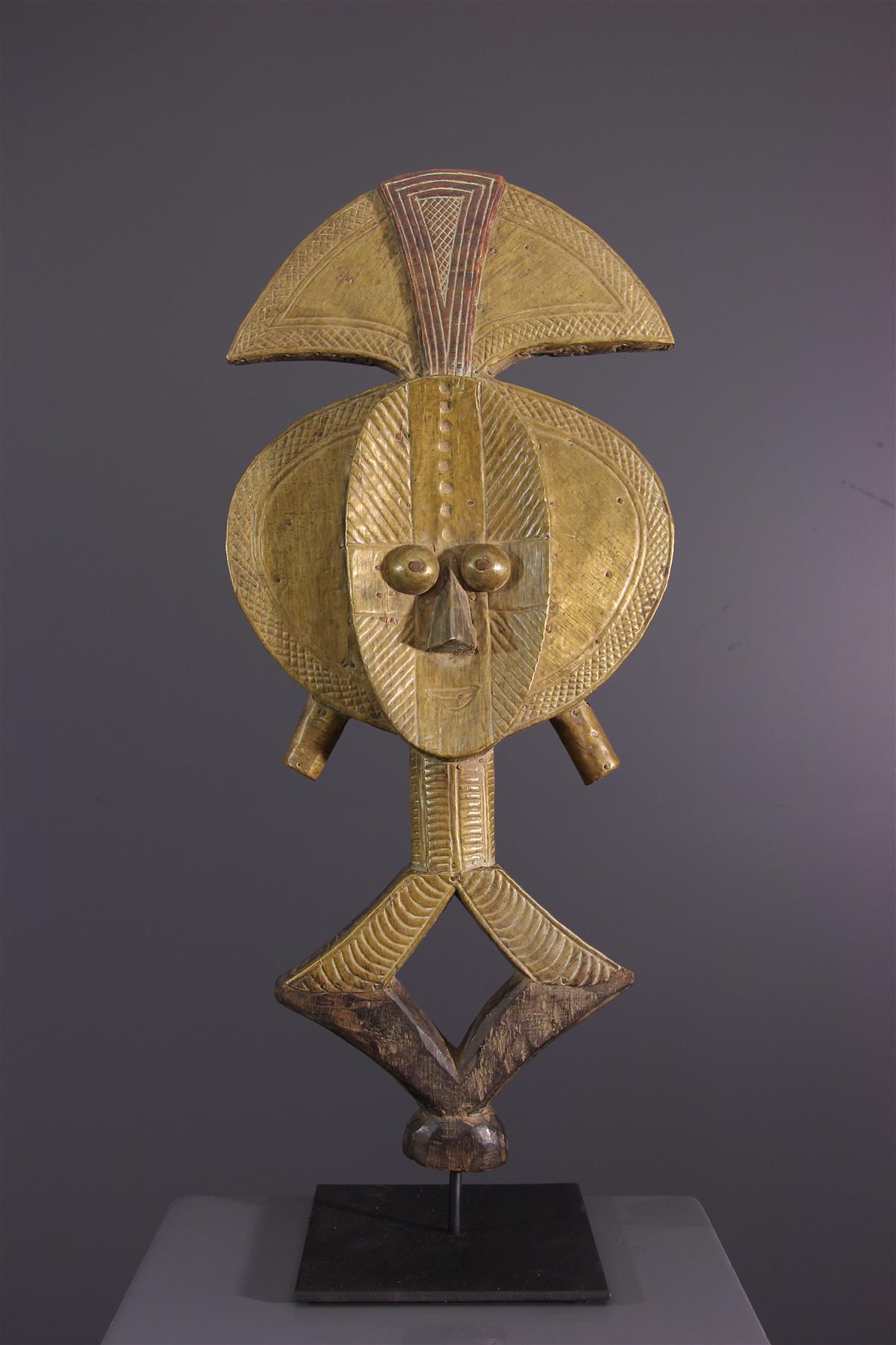 Reliquaire Kota - Art africain