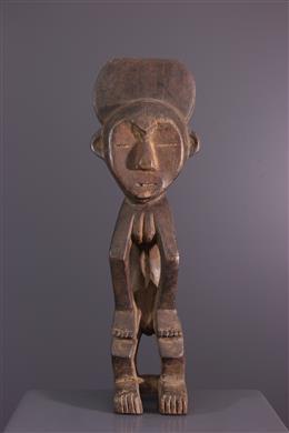 Art africain - Statue de pendu Mbole