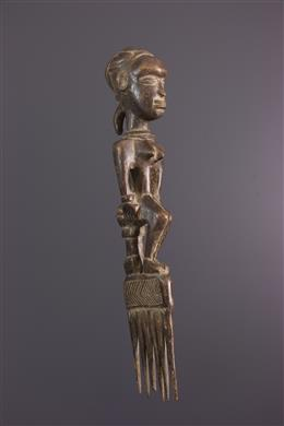 Art africain - Peigne Kongo