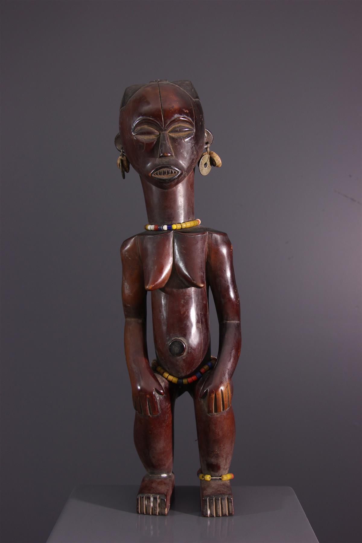 Statue Mabea - Art africain