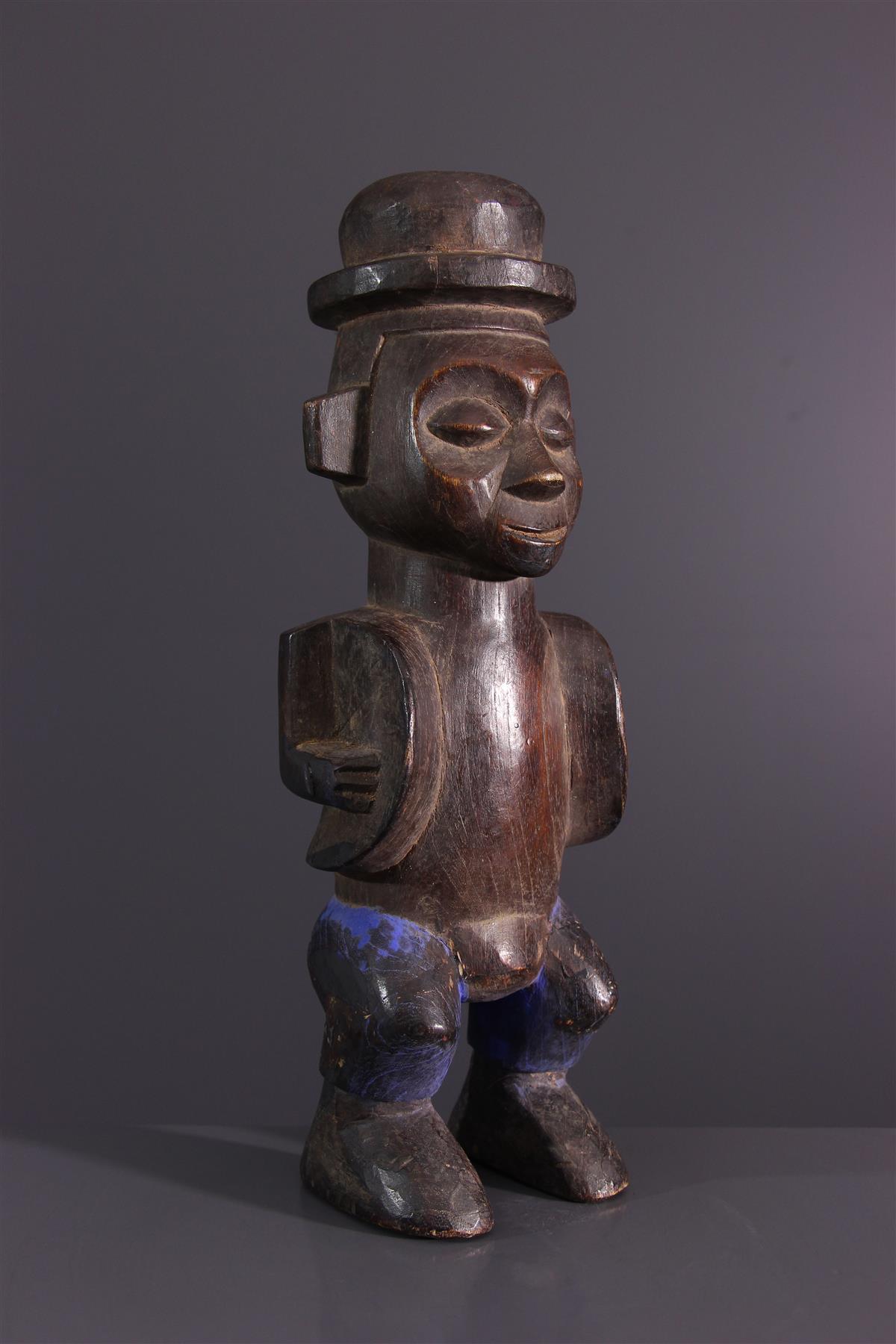 Statuette Zombo - Art africain