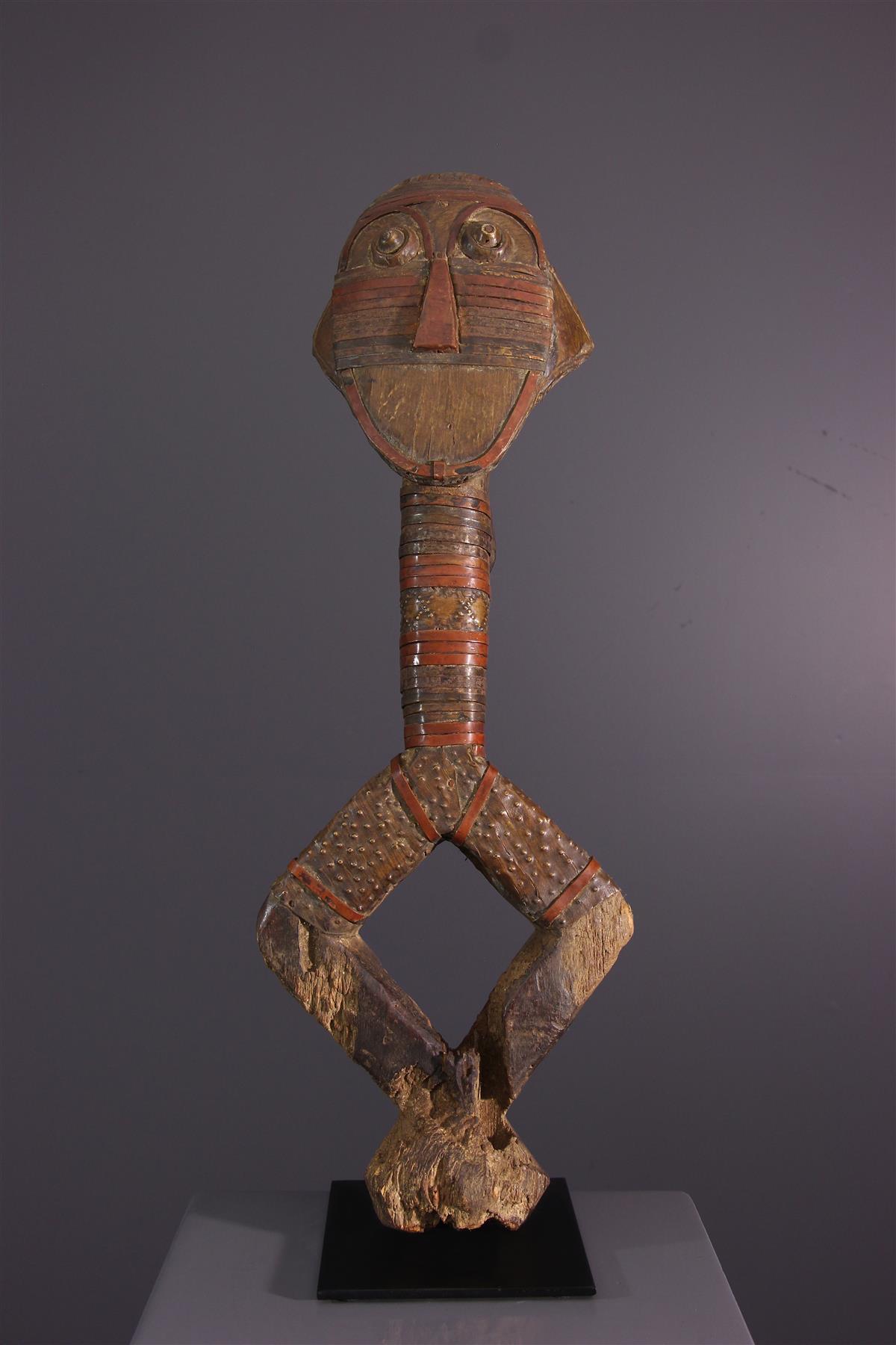 Reliquaire Mashango - Art africain
