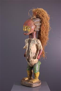 Art africain - Statue Tsogho / Vuvi
