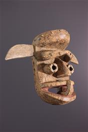 Masque africainMasque Wé