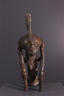 Statuette Mipasi Tabwa / Tumbwe