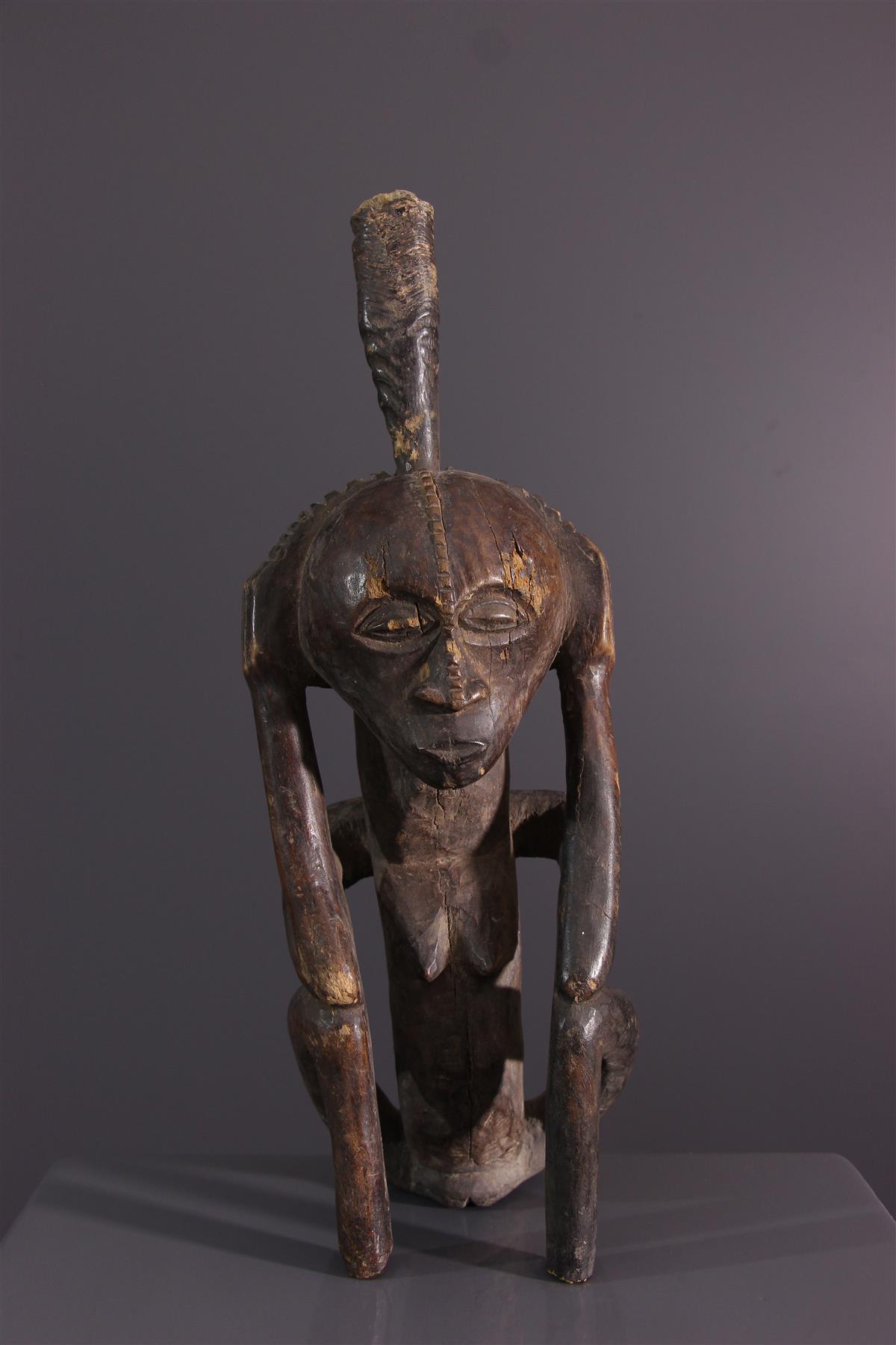 Statuette Tumbwe - Art africain