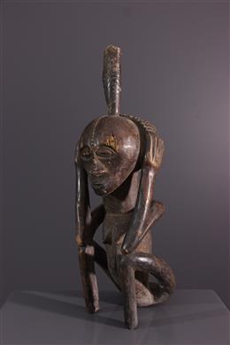 Art africain - Statuette Mipasi Tabwa / Tumbwe