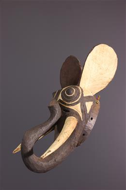 Masque éléphant Gurunsi