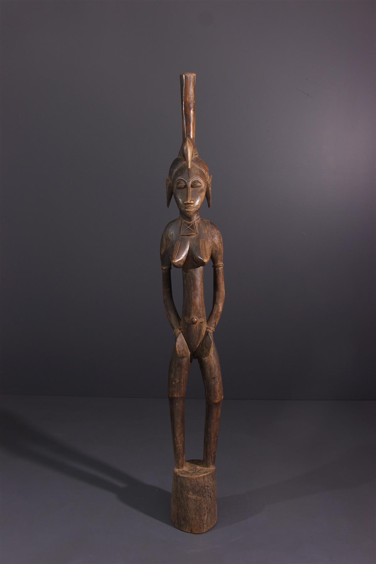 Statue Senoufo - Art africain