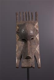 Masque africainMasque Chamba