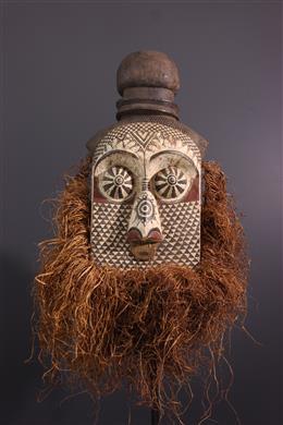 Masque Kuba Kete Mulwalwa