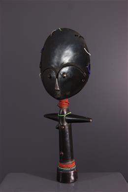 Art africain - Poupée Ashanti Akuaba