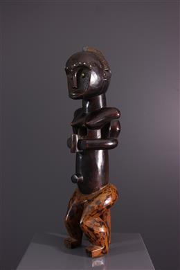 Art africain - Statue de reliquaire Fang