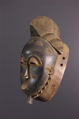 Masque facial Baule Ndoma