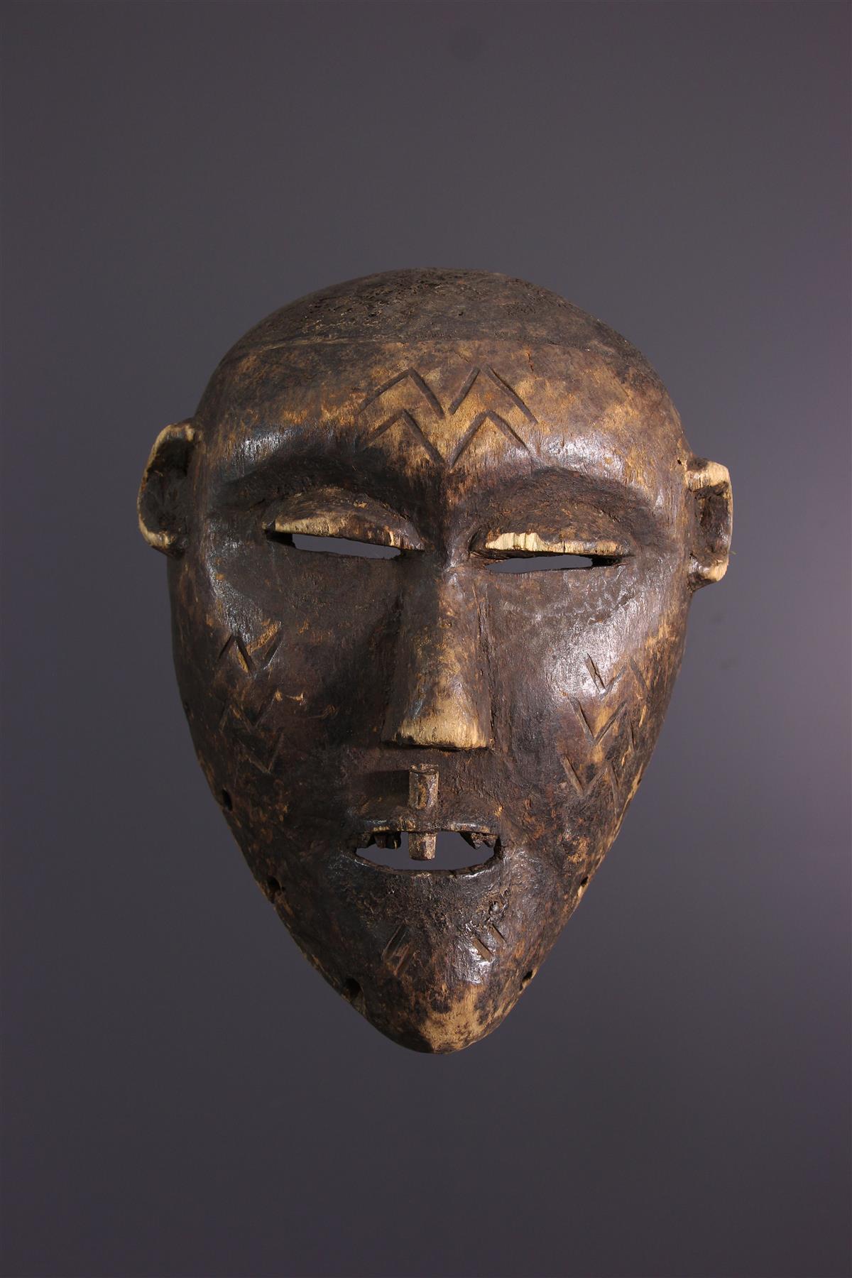 Masque Zande - Art africain