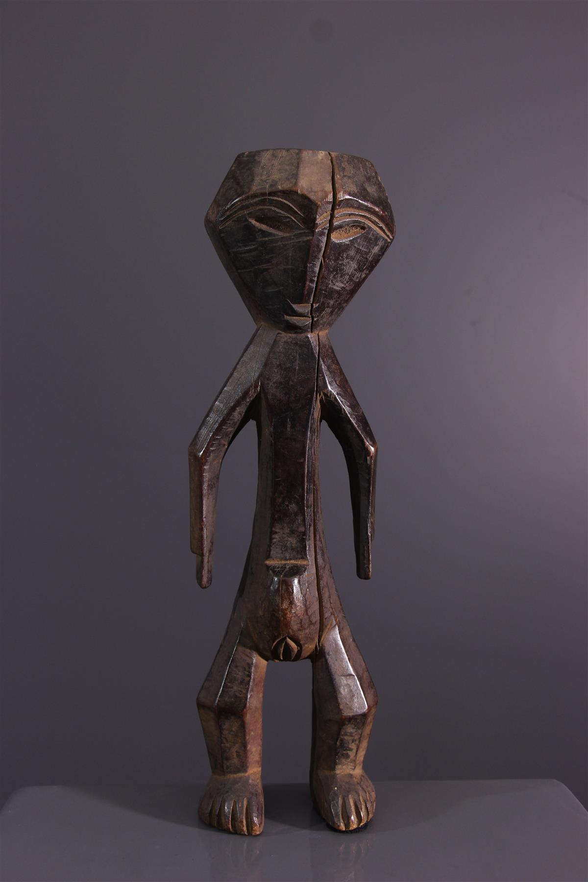 Statuette Yela - Art africain