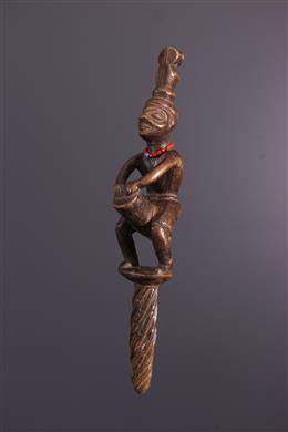 Sceptre de prestige Yaka Zombo/ Nkanu