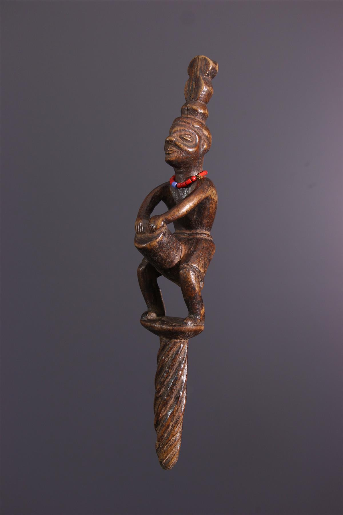 Sceptre Nkanu - Art africain