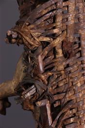 Statues africainesStatue Lumbu