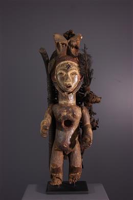 Statue rituelle Lumbu, Loumbo