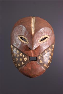 Art africain - Masque Zande, Azande
