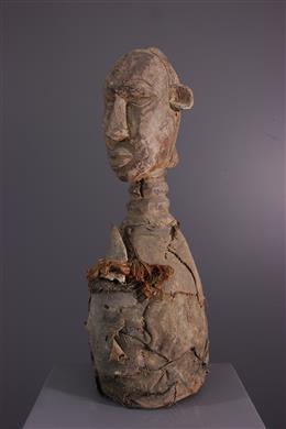 Fétiche buste Baga Nalu